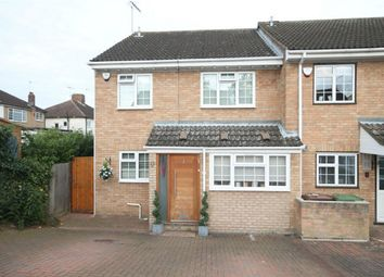 Thumbnail 4 bed end terrace house for sale in The Squirrels, Bushey Heath, Hertfordshire