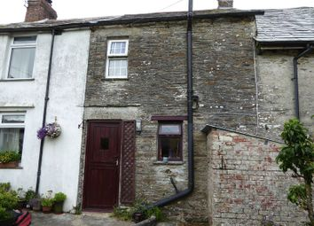 Thumbnail 1 bed cottage for sale in Victoria Road, Camelford
