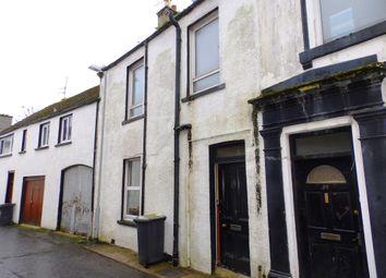 Thumbnail 4 bedroom terraced house for sale in Fisher Street, Stranraer