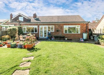 Thumbnail 3 bedroom semi-detached bungalow for sale in Arundel Close, Cheshunt, Waltham Cross