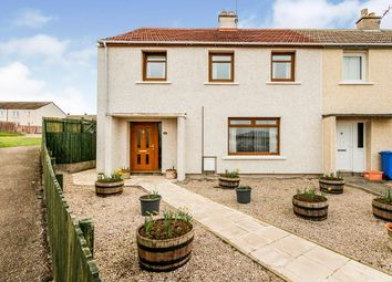 Thumbnail 3 bed end terrace house for sale in Sunbank Place, Lossiemouth, Moray