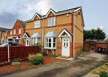 Thumbnail 2 bedroom semi-detached house for sale in Brookfield Close, Kingswood, Hull