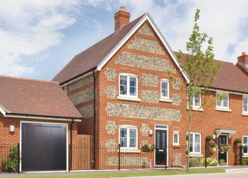 "Thumbnail 3 bed end terrace house for sale in ""The Winsley"" at Pennings Road, Tidworth"