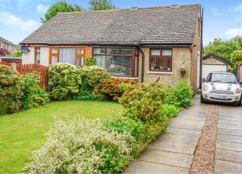 Thumbnail 2 bed semi-detached bungalow for sale in Harbour Road, Wibsey