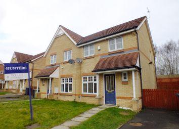 Thumbnail 3 bedroom semi-detached house to rent in Tavistock Park, Armley, Leeds