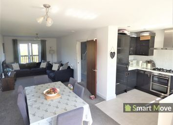 Thumbnail 3 bed terraced house for sale in Hawksbill Way, Peterborough, Cambridgeshire.