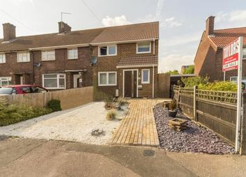 Thumbnail 3 bed end terrace house for sale in Dennis Road, Kempston, Bedford, Bedfordshire