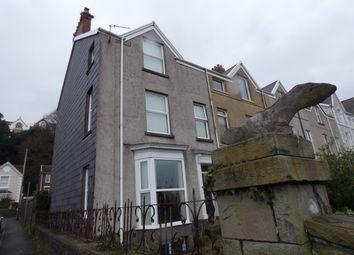 Thumbnail 5 bed end terrace house for sale in Heathfield, Swansea