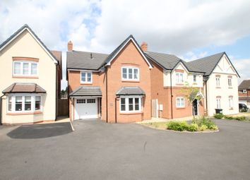 Thumbnail 4 bed detached house for sale in Sheepy Road, Atherstone