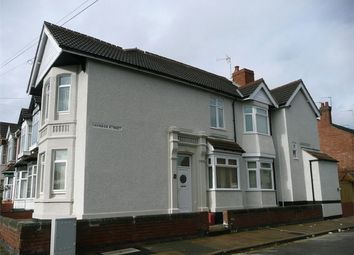 Thumbnail 2 bedroom flat to rent in Chandos Street, Stoke, Coventry, West Midlands