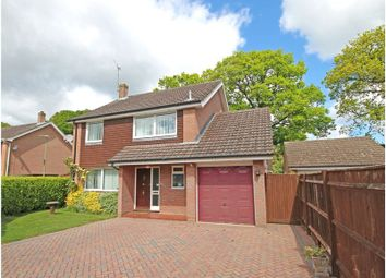 Thumbnail 4 bed detached house to rent in New Forest Drive, Brockenhurst