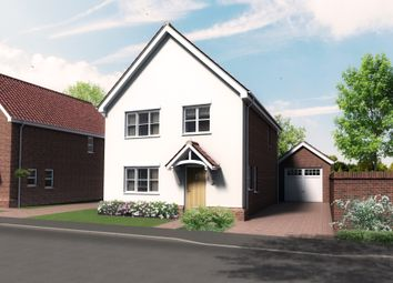 Thumbnail 4 bed detached house for sale in Plot 21, Barn Owl Close, Reedham