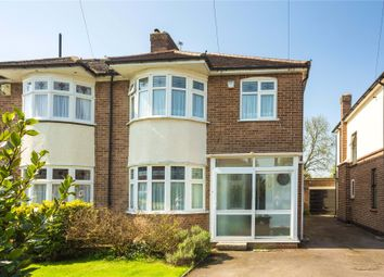 Thumbnail 3 bedroom semi-detached house for sale in Orchard Way, Goffs Oak, Waltham Cross, Hertfordshire