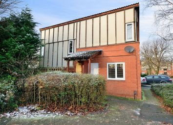 Thumbnail 3 bed end terrace house for sale in Wren Close, Birchwood, Warrington