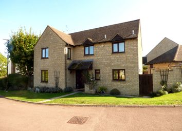 Thumbnail 4 bed detached house for sale in West Hay Grove, Kemble, Gloucestershire
