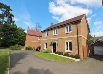Thumbnail 4 bed detached house for sale in Mansion House Close, Sarisbury Green, Southampton