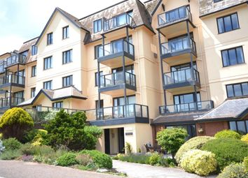 Thumbnail 2 bedroom flat for sale in The Rosemullion, Cliff Road, Budleigh Salterton, Devon