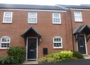 Thumbnail 2 bed terraced house for sale in Bran Rose Way, Holmer, Hereford