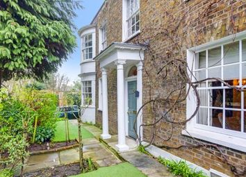 Thumbnail 4 bed detached house for sale in North Hill, Highgate Village, London