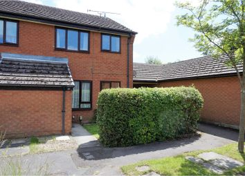 Thumbnail 1 bed maisonette for sale in Greenwood Close, Romsey