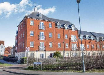 Thumbnail 2 bed flat to rent in William Harris Way, Colchester