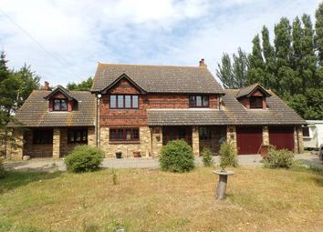 Thumbnail 4 bed detached house for sale in Ratcliffe Highway, St. Mary Hoo, Rochester, Kent