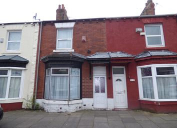 Thumbnail 3 bedroom terraced house for sale in Stranton Street, Thornaby, Stockton-On-Tees