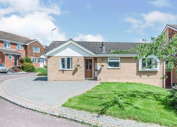 Thumbnail 2 bed bungalow for sale in Tilney Way, Lower Earley, Reading