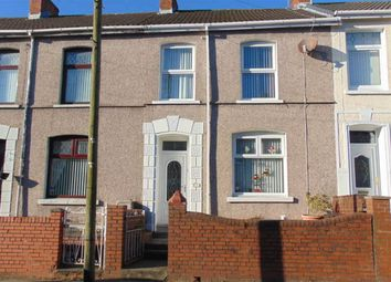 Thumbnail 3 bed terraced house for sale in Brynallt Terrace, Llanelli