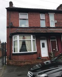 Thumbnail 3 bed terraced house to rent in Fram Street, Manchester