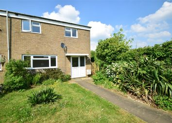 Thumbnail 3 bed end terrace house for sale in Ripon Road, Stevenage, Hertfordshire