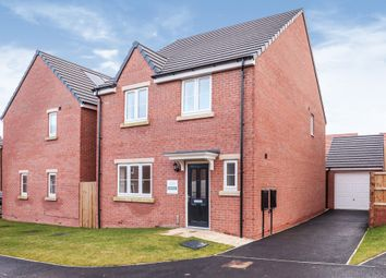 4 bed detached house for sale in Heather Court, Pontefract WF8