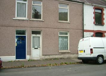 Thumbnail 3 bed terraced house to rent in Mountview Terrace, Aberavon