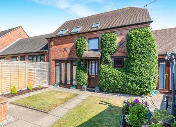 Thumbnail 3 bed terraced house for sale in Hill Farm, Inkberrow, Worcester