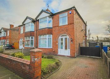 Thumbnail 3 bedroom semi-detached house for sale in Boscombe Avenue, Eccles, Manchester