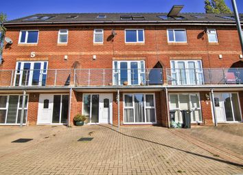 Thumbnail 4 bed town house for sale in Brandreth Gardens, Ladymary, Cyncoed