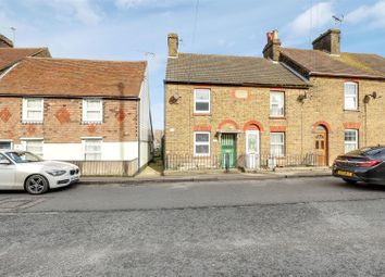 Thumbnail 2 bed end terrace house for sale in London Road, Teynham, Sittingbourne