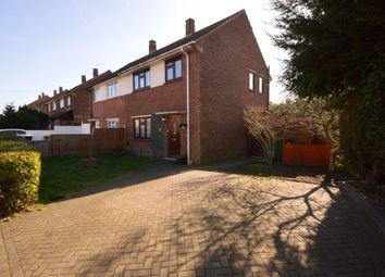 Thumbnail 3 bed semi-detached house to rent in Elmstead Crescent, Welling