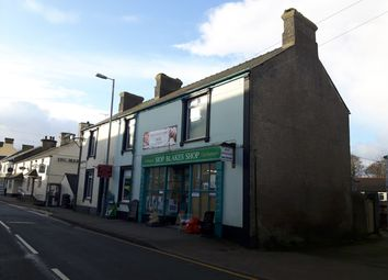 Thumbnail Retail premises for sale in Queen Street, Almwch, Anglesey