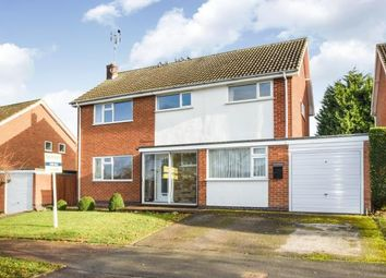 Thumbnail 4 bed detached house for sale in The Square, Newton Harcourt, Leicester, Leicestershire