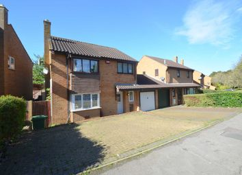 Thumbnail 4 bedroom link-detached house for sale in The Boundary, Oldbrook, Milton Keynes