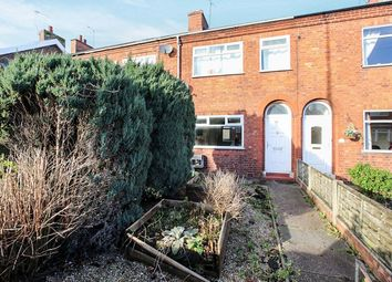 Thumbnail 2 bed terraced house to rent in Manchester Road, Lostock Gralam, Northwich