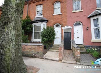 Thumbnail 5 bed terraced house to rent in Albany Road, Harborne