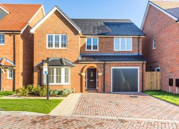 Thumbnail 4 bed detached house for sale in Plot 49, The Pebworth, Hopefield Grange, Benson, Oxfordshire