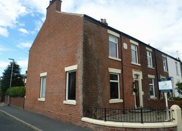 Thumbnail 3 bedroom terraced house to rent in Clitheroes Lane, Freckleton, Preston