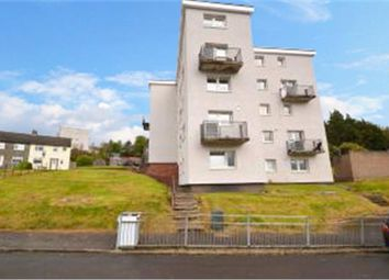 Thumbnail 1 bedroom flat for sale in Gavins Road, Clydebank