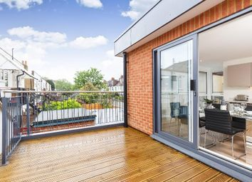 Thumbnail 2 bed flat for sale in Abbey Court, London