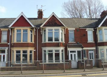 Thumbnail 3 bedroom terraced house for sale in Newport Road, Cardiff