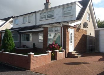 Thumbnail 3 bed semi-detached house for sale in Beveridge Terrace, Bellshill
