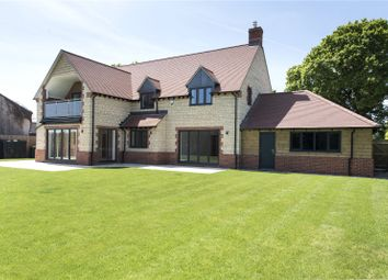 Thumbnail 4 bedroom detached house for sale in Green Lane, Longworth, Abingdon, Oxfordshire